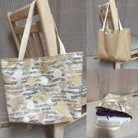 Music Note Tote Bag - For Sale by chishio-kyuuban