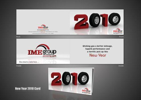 IME New Year Card by djrana