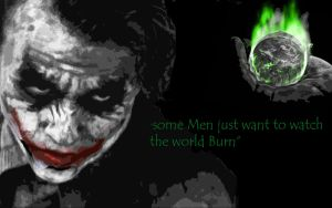 Joker- The Ultimate Anarchist by Mick81