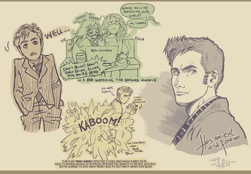 Doctor...who? by thenizu