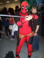 Lady Deadpool Cosplay by Magicfrenchfry
