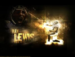 Ray Lewis by patgfx