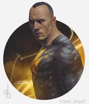 Black Adam by dylan2danny