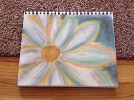 Pastel flower by KKIIRRBBYY173