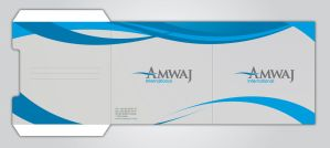 Amwaj cd cover by graphinate