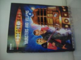 Doctor Who Books  (2005) by spirtofthedevil