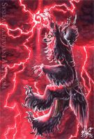 ACEO Stormcatcher by Sysirauta