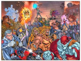 Age of Apocalypse by Roderic-Rodriguez