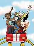 Avatar: the Roller Coaster by Mystic1378