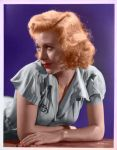 Ginger Rogers 6 Colorized by ajax1946