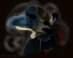 the mask by Grion
