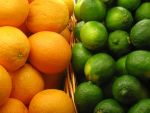 Oranges + Limes by Artistical