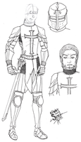 Knight Templar Ivan by athorment