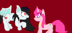 Bubbline ponies by Nneriamux4ever