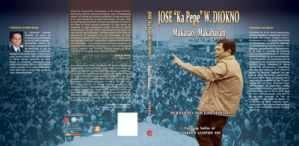 JOSE KA PEPE DIOKNO book cover by aerlixir