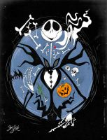 Jack Skellington by Themrock