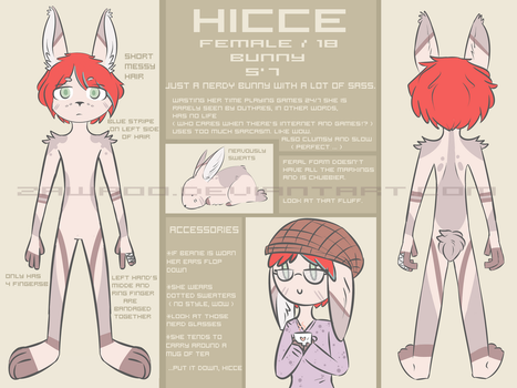 Hicce refrence by Zawaoo