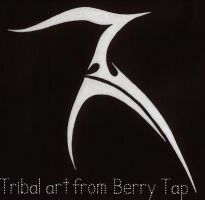 Tribal tattoosketch 2 SB by Tap-Photo-and-Co