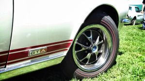 1967/68 Ford Mustang GT Automatic by Marissa1997