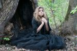 Gothic Girl by ann-emerald-stock