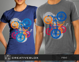 NC17 Clothing Print Design by creativeblox