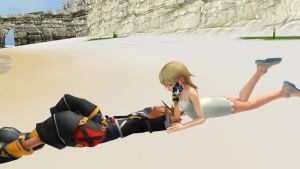 Sora is in love with namine :D by SorasPrincesss