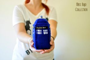 Tardis by MissBajoCollection