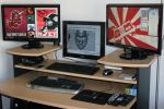 Workstation by Maxidius