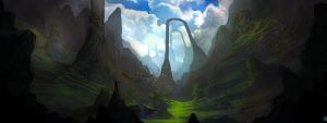 Valley.. by Eaworks
