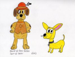 Pound Puppies - Generations 4 by toonaddict2001
