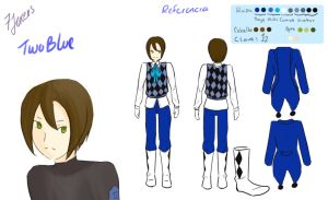 7Jokers_ Reference| TwoBlue by Selanime