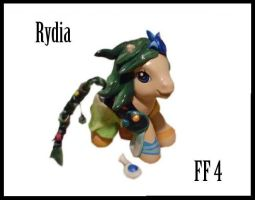 Custom MLP Rydia by CrowMaiden