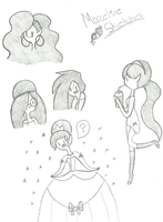 Marceline Sketches by ICartoonFantic