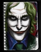 The Joker by Doks-Assistant