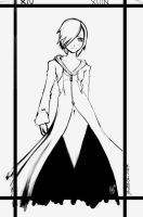 Xion Sketch by Ithilean