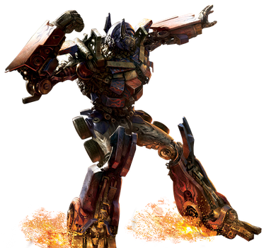 Transformers Render by Ghost-MW2