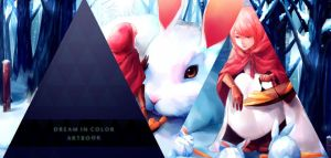 Dream In Color Artbook Preview by 89pixels