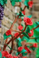 Plasticine Garden - Roses by lonesomeaesthetic