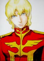 Char Aznable by Sunymao