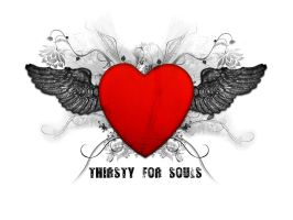 Thirsty for 2 Souls by umer2001