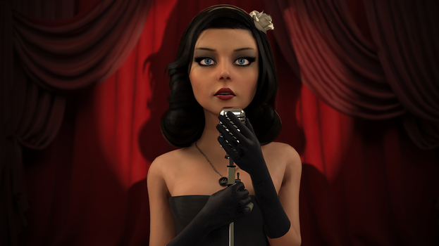 The Songbird by Pseudonym3D