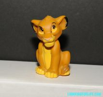 Lion King Simba Toddler Toy by LionKingForLife