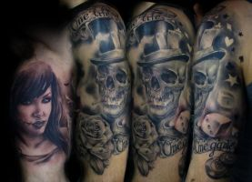 half sleeve final by bhbettie