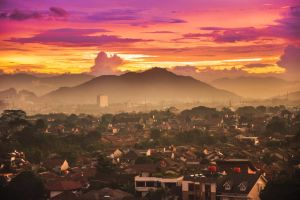 Bandung scape by y0h4nes