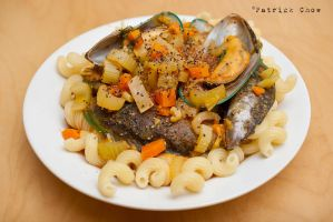 Vongole by patchow