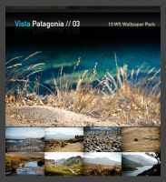 Vista Patagonia Pack 3 by aleyavu
