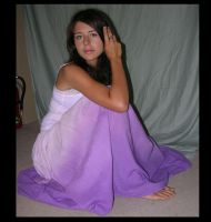 Cima in Purple Dress 1 by FairieGoodMother