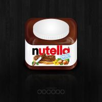 Nutella Icon by ijographicz
