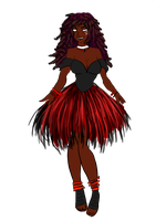Voodoo Mary Trans by mia-lunaria