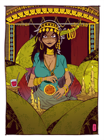 The Fortune Teller by ToxicToothpick
